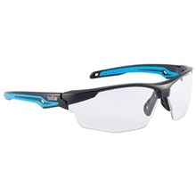 Bolle TRYOPSI Clear Tryon Safety Glasses Eye Protection
