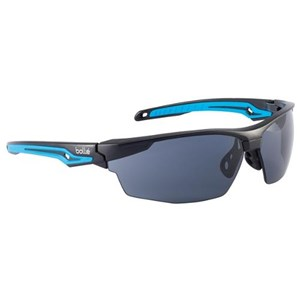 Bolle TRYOPSF Smoke Tryon Safety Glasses Eye Protection