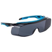 Bolle TRYOTGPSF Smoke Tryon OTG Safety Glasses Eye Protection