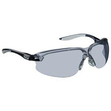 Bolle AXPSF Smoke Axis Safety Glasses Eye Protection