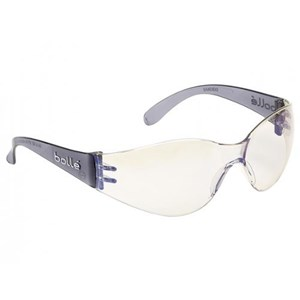 Bolle BANCI Clear Bandido Safety Glasses Eye Protection