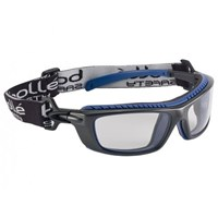 Bolle BAXPSI Clear Baxter Safety Glasses Eye Protection 1
