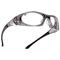 Bolle BOSSPSI Clear Boss Safety Glasses Eye Protection 1