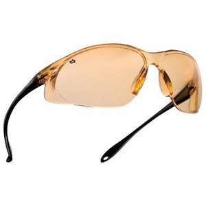 Bolle CHOPSJ Yellow Safety Glasses Eye Protection