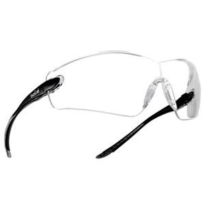 Bolle COBPSI Clear Cobra Safety Glasses Eye Protection