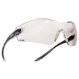 Bolle COBHDPI HD Cobra Safety Glasses Eye Protection