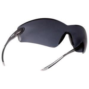 Bolle COBPSF Smoke Cobra Safety Glasses Eye Protection