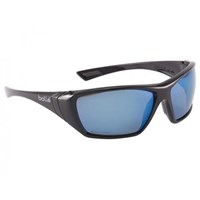 Bolle HUSTFLASH Polarized Blue flash Hustler Safety Glasses Eye Protection 1