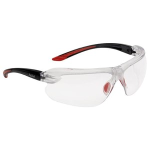 Bolle IRIPSI Clear IRI-S Safety Glasses Eye Protection