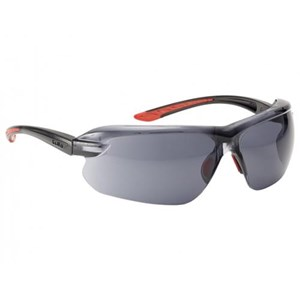 Bolle IRIPSF Smoke IRI-S Safety Glasses Eye Protection