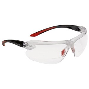 Bolle IRIDPSI2 Reading Area +2 IRI-S Safety Glasses Eye Protection