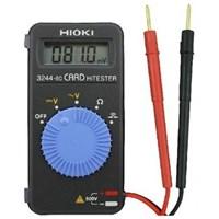 Hioki 3244-60 DMM Card Hi Tester