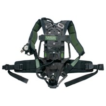 MSA AirMaXX SCBA Supplied Air Respirator