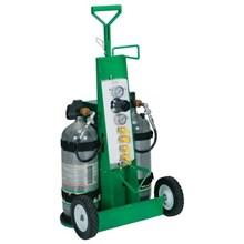 MSA Industrial Air Cart SCBA Supplied Air Respirat