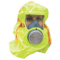 MSA 10027723 S-Cap Full-Facepiece Respirator