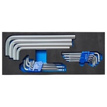 Blue Point BPS14 L Shape Wrench Set
