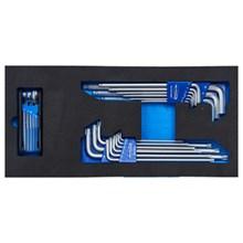 Blue Point BPS16 L Shape Long Torx Wrench Set
