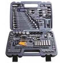 Blue Point BLPATSCM120 120 pcs Drive Automotive Tool Set