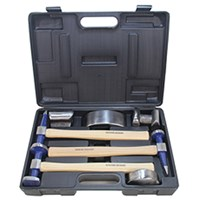 Blue Point BPBHS7 - 7 pcs Car Body Hammer Set