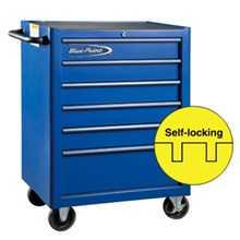 Blue Point KRB2006BLK 6 Drawers Roll Cabinet