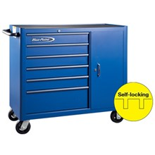 Blue Point KRB13008YEL 8 Drawers Roll Cabinet