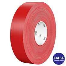 3M 971 Red Ultra Durable Floor Marking Industrial Tape