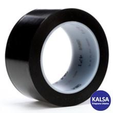 3M 471 Black Vinyl Industrial Tape
