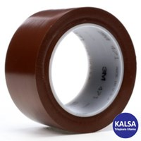 3M 471 Brown Vinyl Industrial Tape