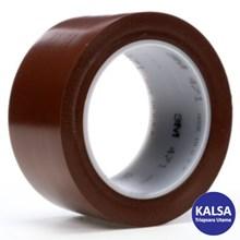 3M 471 Brown Vinyl Industrial Tape