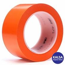 3M 471 Orange Vinyl Industrial Tape