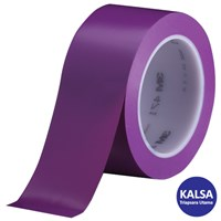 3M 471 Purple Vinyl Industrial Tape