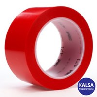 3M 471 Red Vinyl Industrial Tape