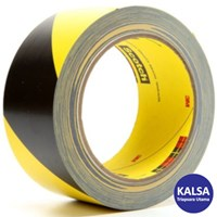 3M 5702 Black Yellow Safety Stripe Industrial Tape