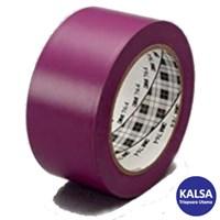 3M 764 Purple General Purpose Vinyl Industrial Tape