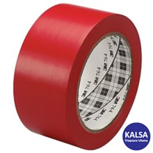 3M 764 Red General Purpose Vinyl Industrial TapeTape Adhesive