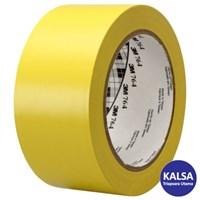 3M 764 Yellow General Purpose Vinyl Industrial Tape