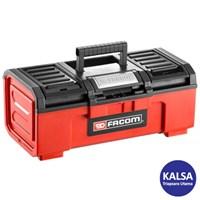 "Facom BP.C24N Small 24"" Self-Closing Plastic Tool Box 1"