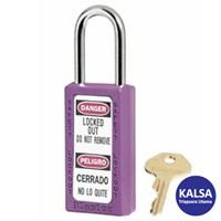 Master Lock 411PRP Keyed Different Safety Padlock