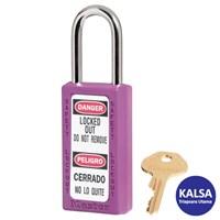 Master Lock 411MKPRP Master Keyed Safety Padlock
