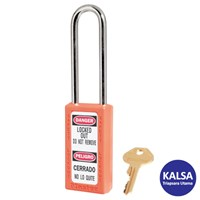 Master Lock 411LTORJ Keyed Different Safety Padlock