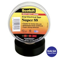 3M 88-SUPER-3/4X36YD Vinyl Electrical Tape
