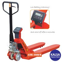 Uperform ACWS 2000N/W Weigh Scale Hand Pallet Truck