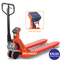 Uperform ACWS 2000N/W-P Weigh Scale Hand Pallet Truck