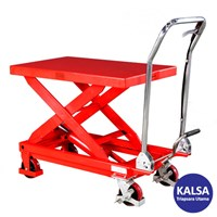 Uperform MLT75 Standard Hydraulic Lift Table Hand Pallet