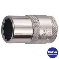 Kennedy KEN-582-7140K Metric Bi-Hexagon Standard Length Socket