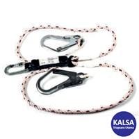 CIG CIG19650-1 Rope Type Shock Absorbing Lanyard Fall Protection