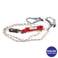 CIG CIG19646-1 Rope Type Shock Absorbing Lanyard Fall Protection