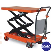 Hand Pallet Uperform MLTD35 Double Scissor Hydraulic Lift Table Hand Pallet