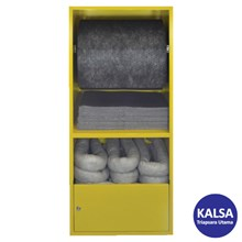 Solent SOL-742-4905A Metal Spill Centres Maintenance Spill Kit
