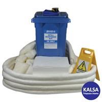 Dari Solent SOL-742-1810C Wheeled Bin 360 Lt Oil-Only Spill Kit 0